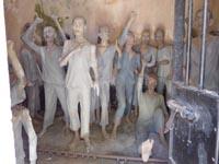 男性受刑者の部屋