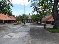 フーハイ刑務所の中庭